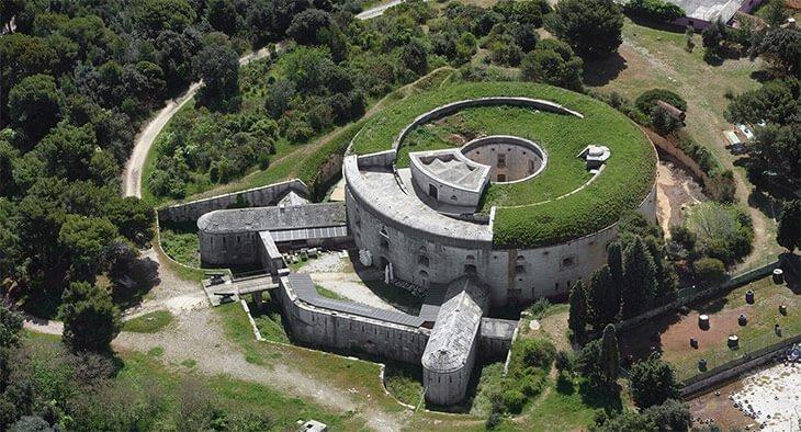 Fort Punta Cristo