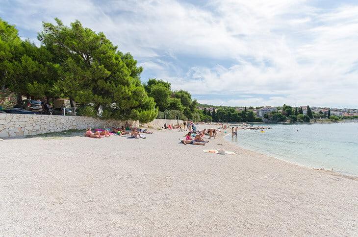 Beach Rožac Trogir