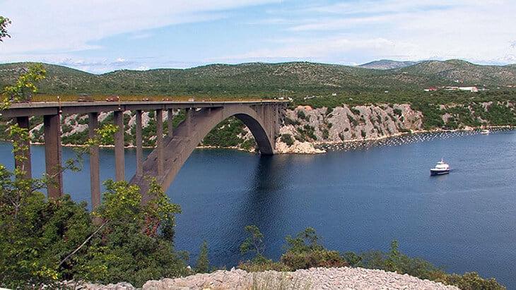 Šibenik bridge