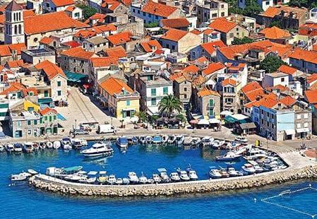 Vodice Croatia itinerary