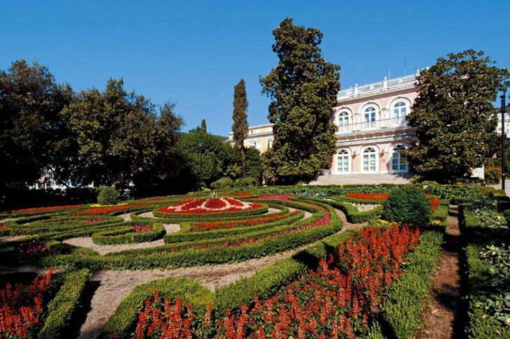 Villa Angiolina & Park