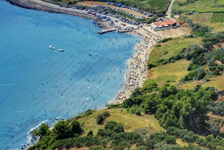 Lumbarda Korčula Beach