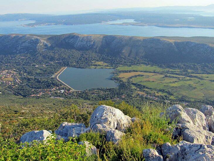 Tribalj Lake Crikvenica